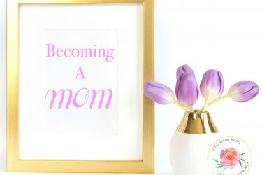 Becoming A Mom