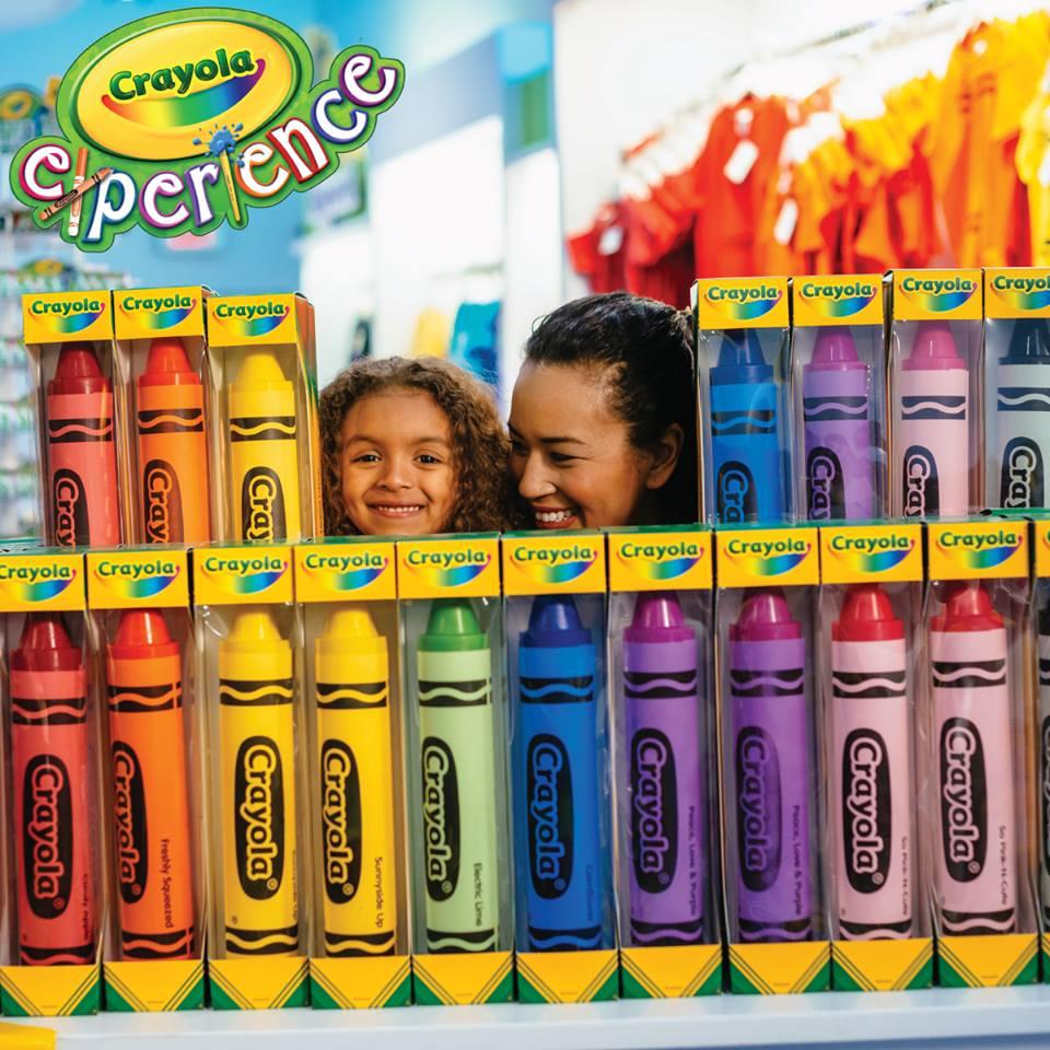 Minneapolis Crayola Experience