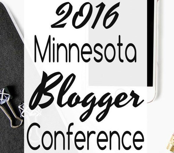 2016 MN Blogger Conference