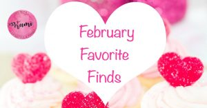 February 2017 favorite Finds featured image