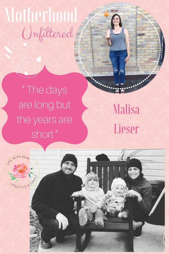 Motherhood Unfiltered with Malisa Lieser feature