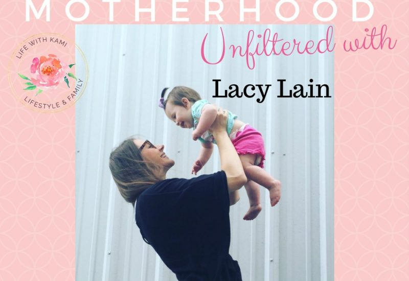 motherhood feature with lacy lain