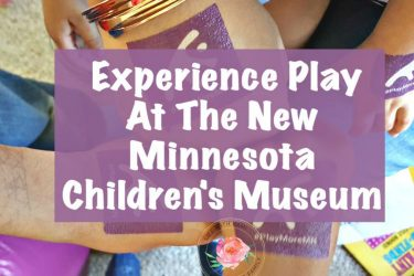 Experience Play At The New Minnesota Children's Museum