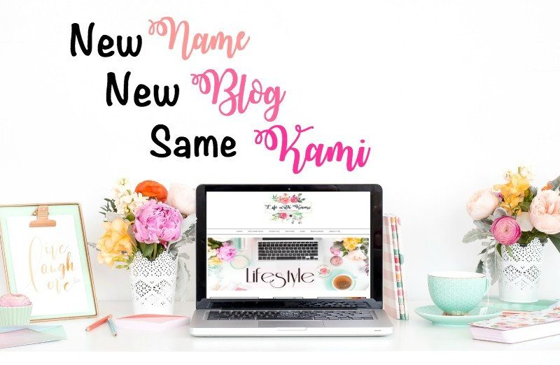 new name new blog same kami