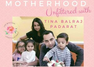 Tina Balraj Padarat feature