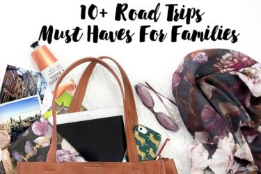10+ Road Trip Must Haves For Families