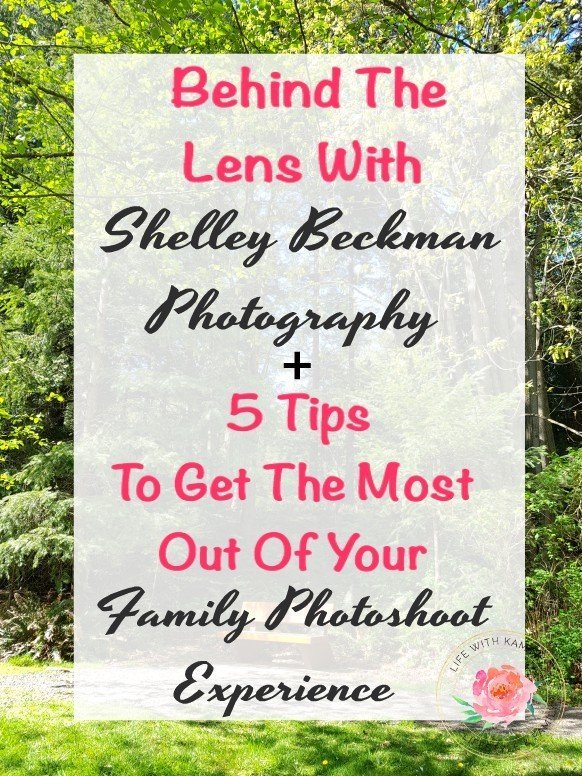 Shelley Beckman Photography + 5 tips to get the most out of your family portraits