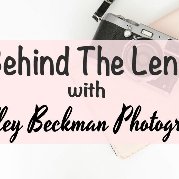 Behind The Lens With Shelley Beckman Photography