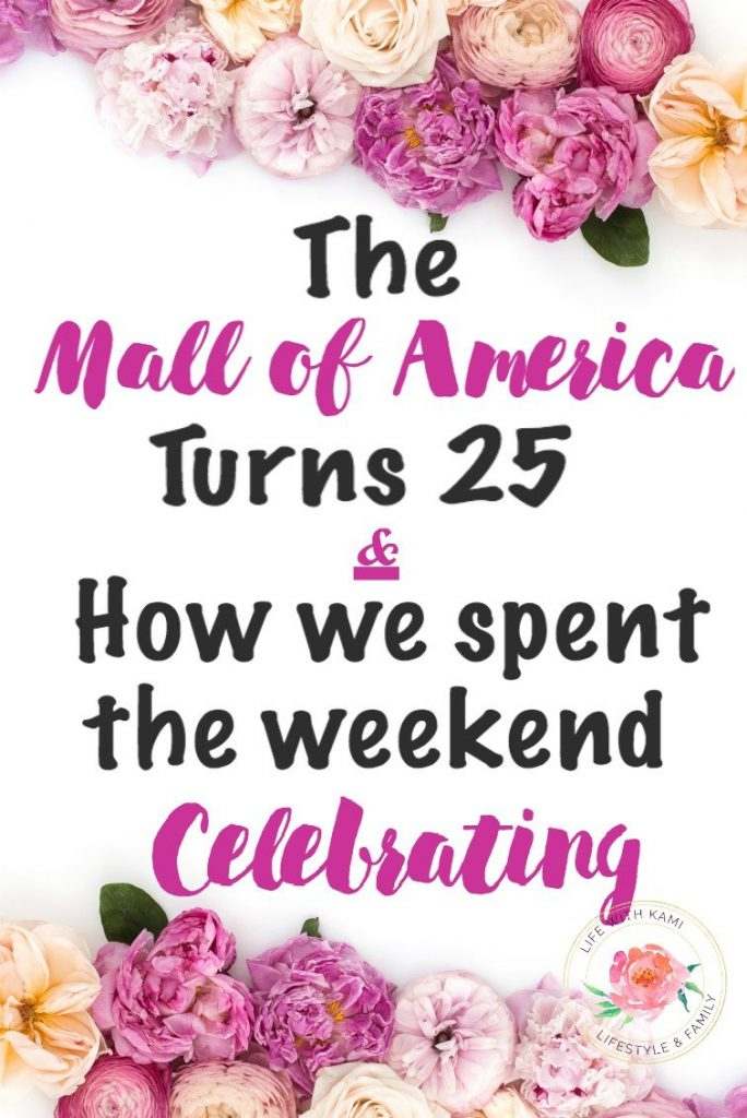 Mall of America turns 25
