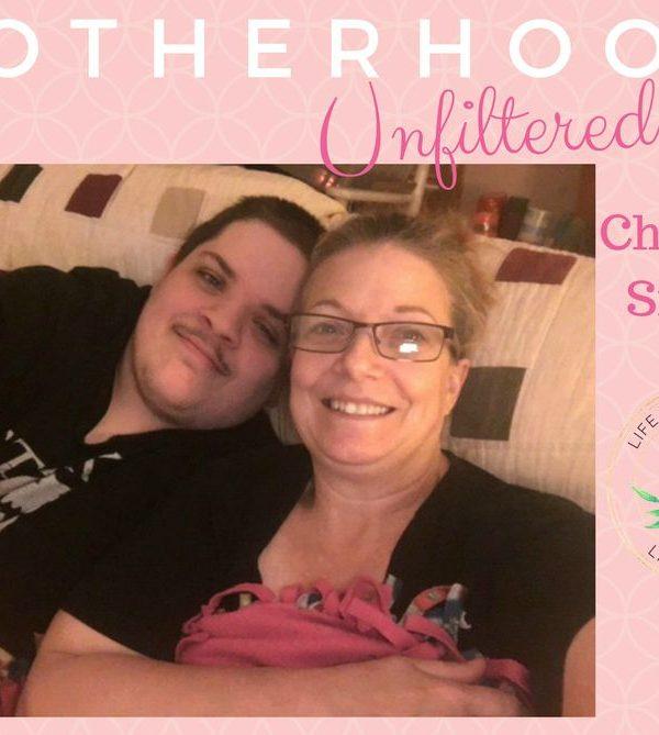 motherhood unfiltered with christine simone