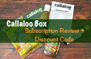 callaloo box review