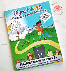 myra makes book review