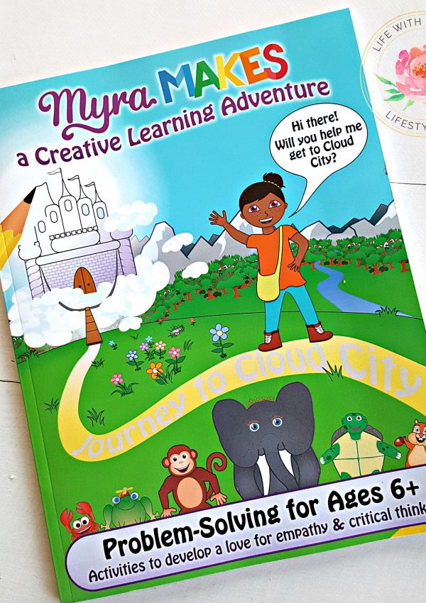 myra makes book review