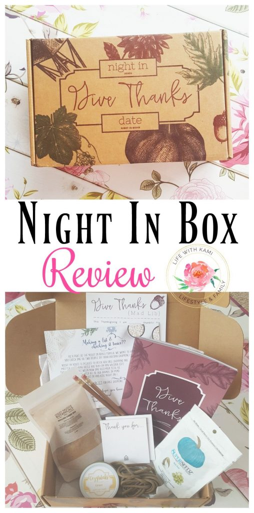 Night In Box Review