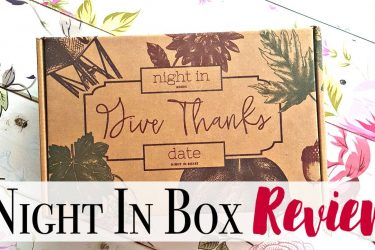 Night In Box Review (Date Night)