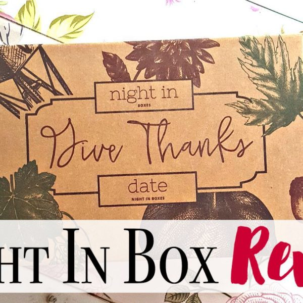 Night In Box Review - Date Night
