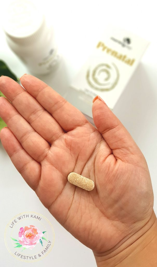 5 things I love about morning pep prenatal vitamins