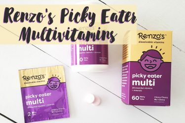 Renzo's Picky Eaters Multivitamins