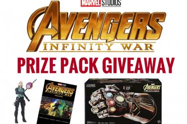 Avengers: Infinity War giveaway!