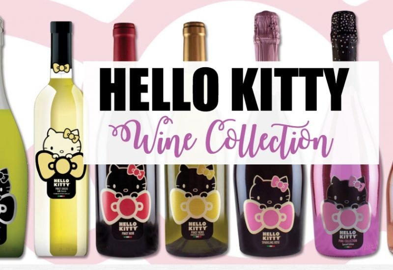 Hello Kitty Wine Collection