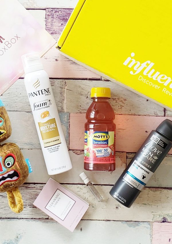 Influenster Cherish VoxBox Review