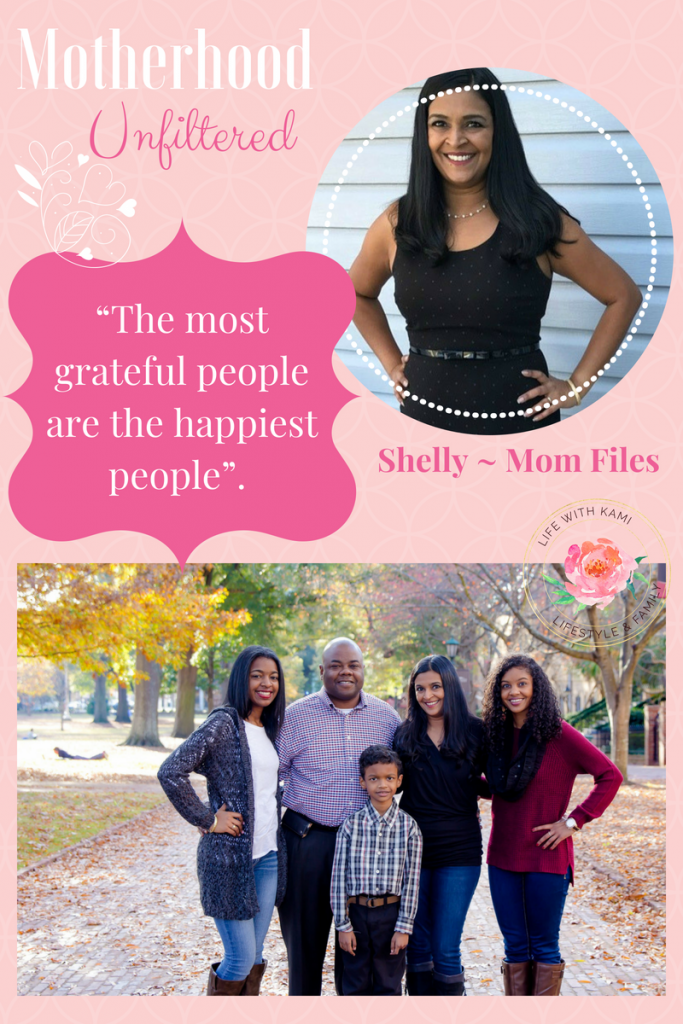 Motherhood Unfiltered with Shelly from Mom Files
