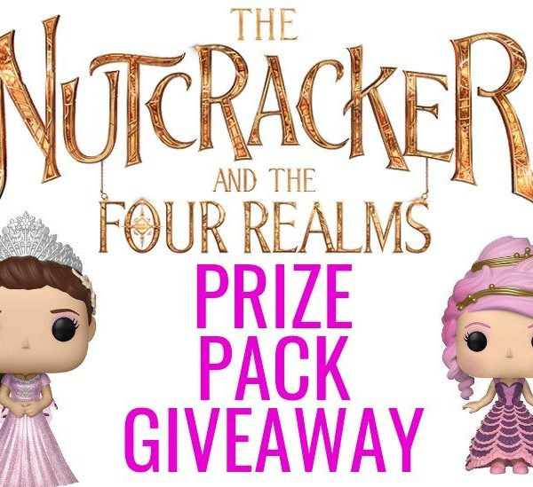 Nutcracker and The Four Realms Prize Pack Giveaway