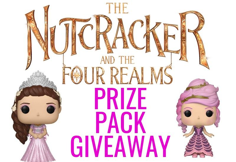 Nutcracker and The Four Realms group giveaway!