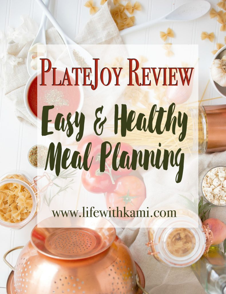 PlateJoy Review - Easy & Healthy Meal Planning
