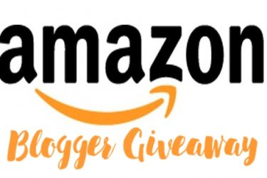 Amazon Bloggers Giveaway
