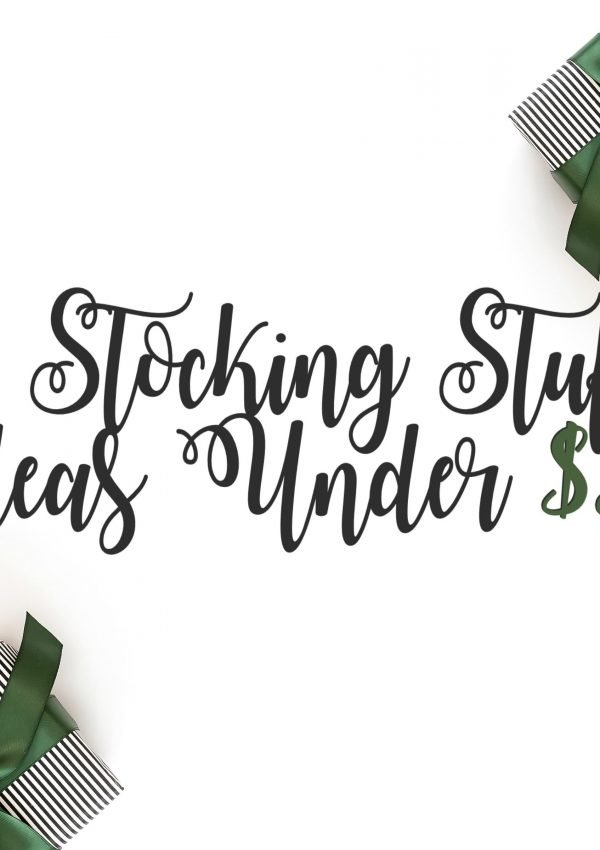 25 Stocking Stuffer Ideas Under $25