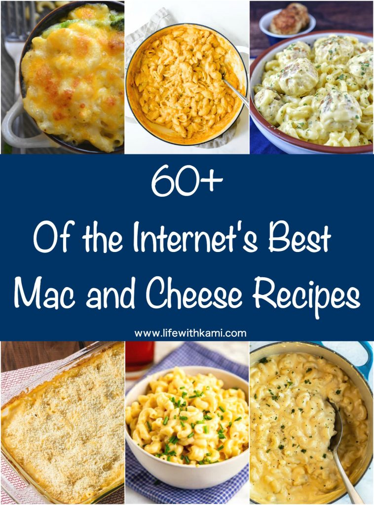 60+ Of the Internet's Best Mac and Cheese Recipes