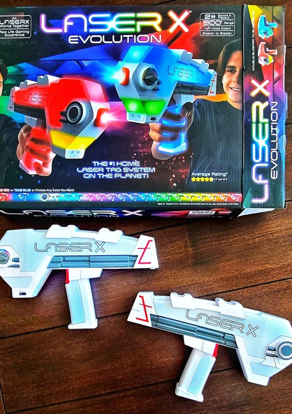 Laser X Evolution Review